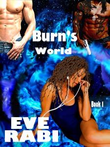 cover burn book one  25 JAN 2013