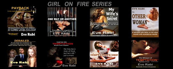 Banners Girl on Fire Series