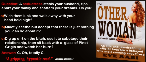 Wordpress promo banner the other woman 18 dec 17 Eve Rabi