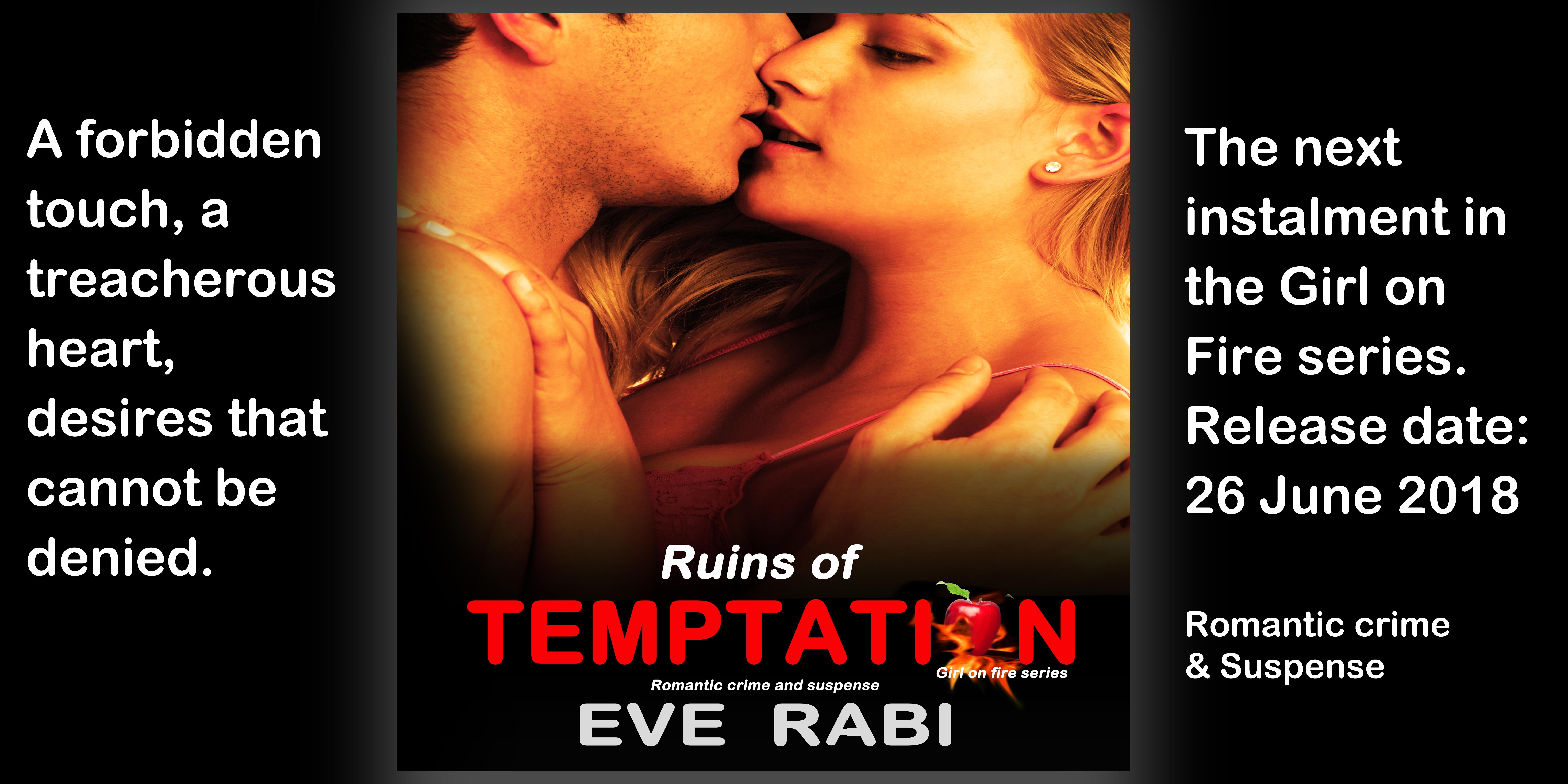 Blog 1 Ruins of Temptation 6 June 18